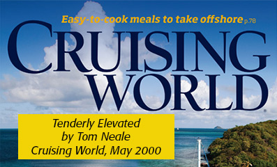 cruising world art