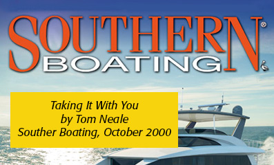 southern boating logo art